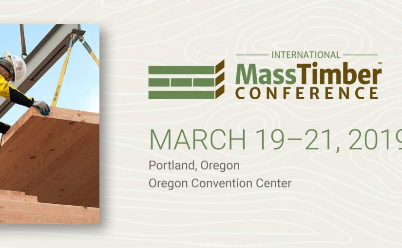 2019 International Mass Timber Conference