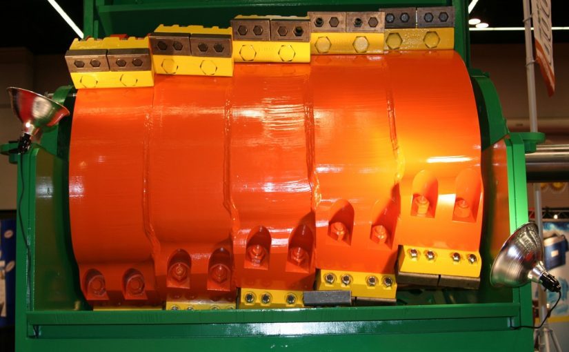 Super Hi-Inertia™ Solid Steel Rotor