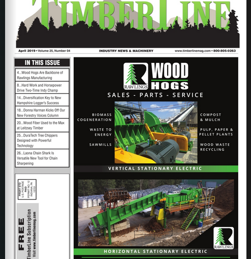 Montana Based Manufacturer Continues Commitment to Providing Wood Fiber Processing Solutions