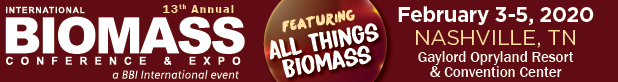 2020 13th International Biomass Conference