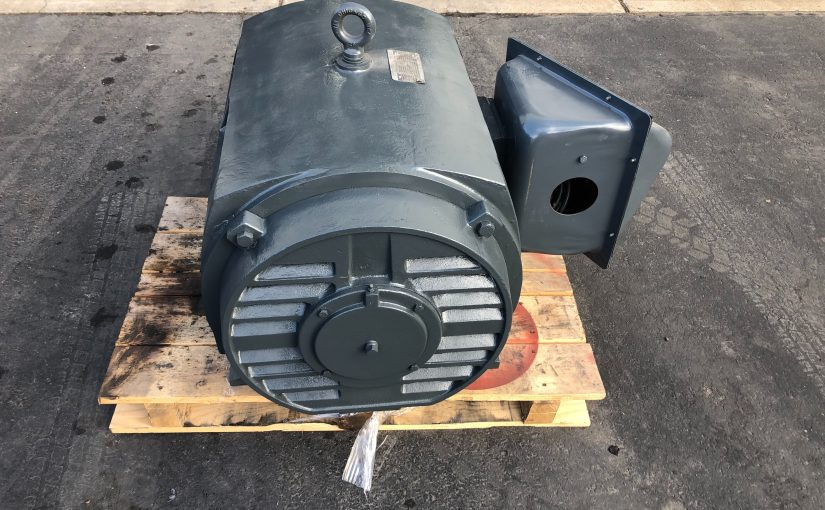 Toshiba 447TZ Rebuilt Electric Motor for Sale