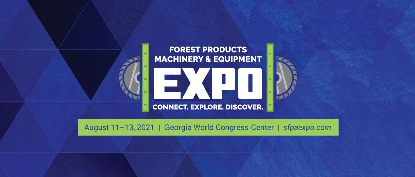 2021 Forest Products Machinery & Equipment Expo